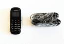 A rab testüregében találták meg az őrök a mobiltelefonokat