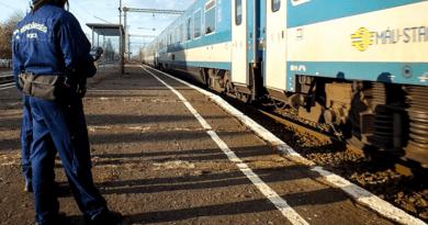 Vác-alsói vasúti gázolás: még nem tudják, ki volt az áldozat
