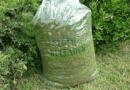 A város hat üzletében kaphatók a zöld hulladékos zsákok